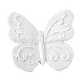 Gessetti Profumati Mathilde M a forma di farfalla (2 misure) fragranza Voltige 10pz