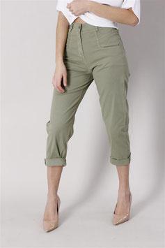 Pantaloni cargo di cotone P6642