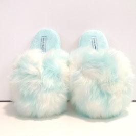 Pantofole Biffoli con pelo