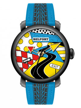 Orologio Belfort Pop Art 01