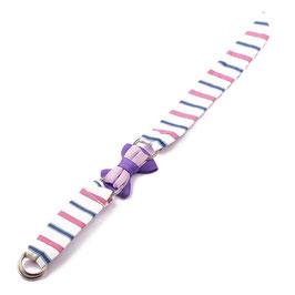 Bracciale purple stripe