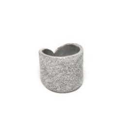 Fascia in alluminio diamantato