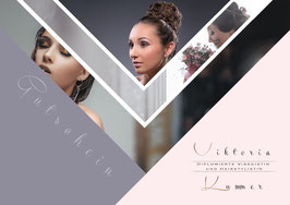 Geschenkgutschein für Makeup & Haare