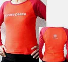 Love Parade 2002 Girl's LS-Shirts