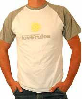 Love Parade 2003 Raglan T-Shirts