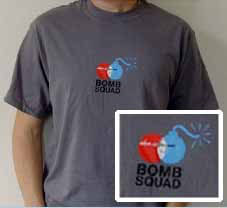 ElectricKingdom BOMB T-Shirts