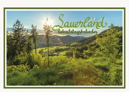 Sauerland - immerwährender Tischkalender
