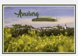 Arnsberg - immerwährender Tischkalender
