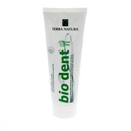 BIODENT basic Zahnpasta ohne Pfefferminz