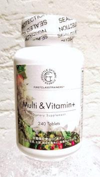 ■マルチ&ビタミンplus(栄養機能食品)