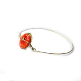 "Bracelet ""Pop"" Mandarine"