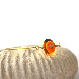 "Bracelet ""Pop"" Orange"