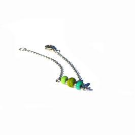 "Bracelet ""Trio"" Vert"