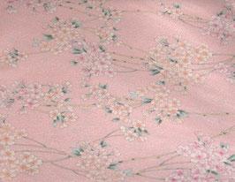 Tissu japonais gaufré : Shidare Sakura GAU5