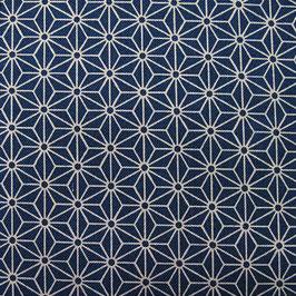Tissu japonais : Géométrique ASANOHA   GEO 1
