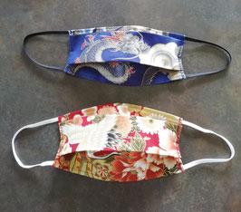 Masque en tissu japonais : La forme rectangulaire AFNOR