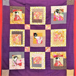 Kit de Patchwork : Geisha 芸者
