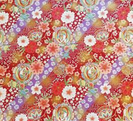 Tissu japonais  : TUMUGI F27