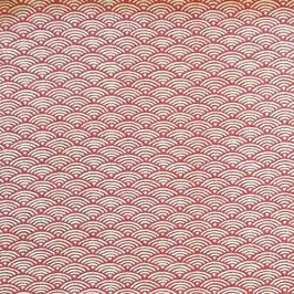 Tissu japonais : Grande Vague GEO8