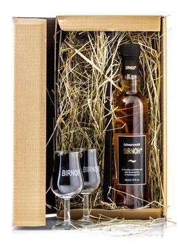 Birnoh 18%vol. – Geschenkset mit Gläsern