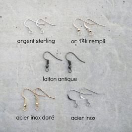 Extra pour crochets d'oreilles