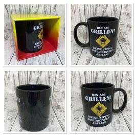 Kaffeebecher RL BIN AM GRILLEN