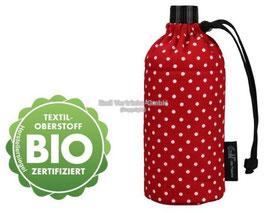 Emil - Die Flasche 0,3l (oval) PUNKTE ROT