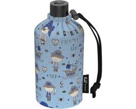 Emil - Die Flasche 0,3l (oval) PIRAT