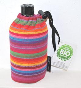Emil - Die Flasche 0,3l (oval) BIO STREIFEN
