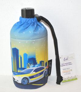 Emil - Die Flasche 0,3l (oval) POLIZEI