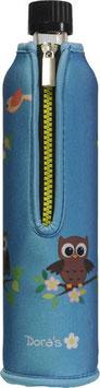 Dora Flasche 500ml - Eule