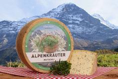 Alpenkräuter Mutschli 1/4, ca. 500g