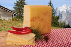 Eiger Raclette Alpenchilli ca. 500g