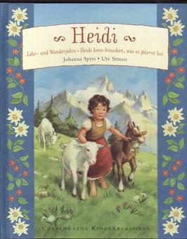 Heidi - Lehr- und Wanderjahre