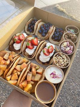 Sweet Tacos box