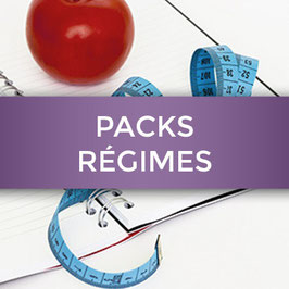 PACKS Régimes