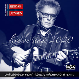 "DVD ""live on stage 2020"""