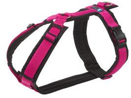 Anny*x Fun Geschirr, pink-schwarz