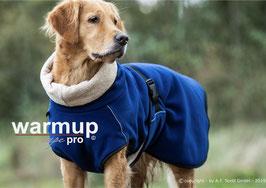 Warmup Pro, blau