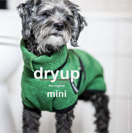Dryup Cape, dark-green, Sonderfarbe