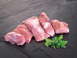 Voressen vom Schweizer Kräuterschwein