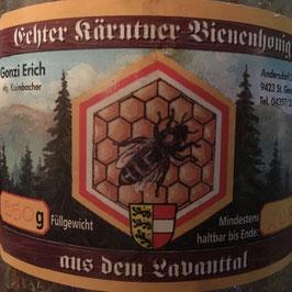 Kärntner Bienenhonig aus dem Lavanttal
