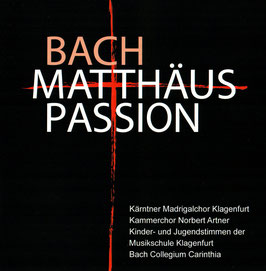 J. S. BACH - Matthäuspassion