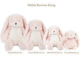 Nibble Bunny Pink  Big(L),Sweet(M),Little(S),Tiny(SS)