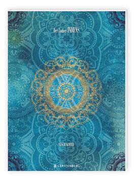 Geschenkpapier-Heft ›Indien‹