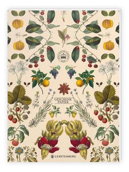 Geschenkpapier-Heft ›Kew Gardens‹