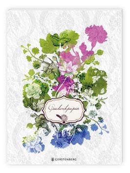 Geschenkpapier-Heft ›Shakespeares Gärten‹