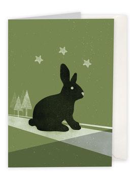 Weihnachts-Hase