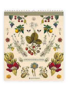 Immerwährender Kalender ›Kew Gardens‹