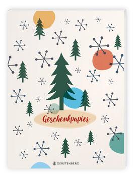 Geschenkpapier-Heft ›Weihnachten‹